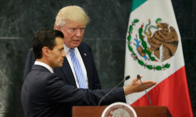Piden a Peña Nieto cancelar su encuentro a Trump