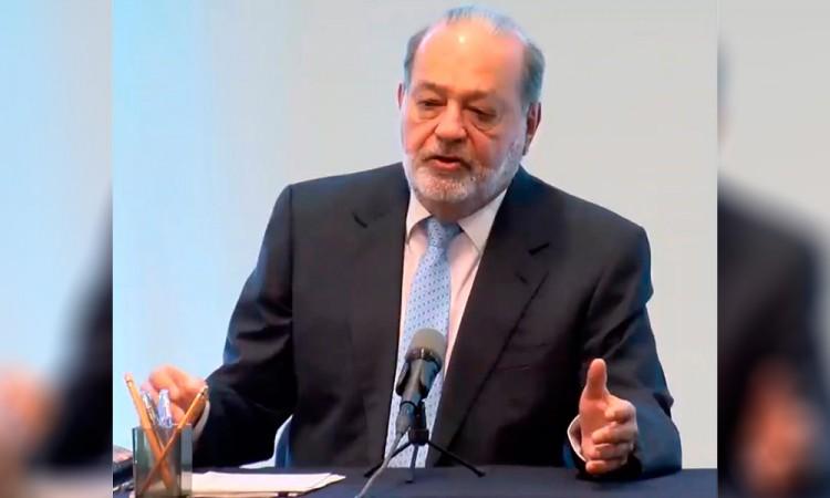 EU necesita a México: Carlos Slim