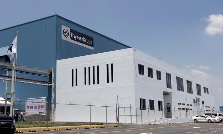 Thyssenkrupp pone en duda nuevas inversiones en México