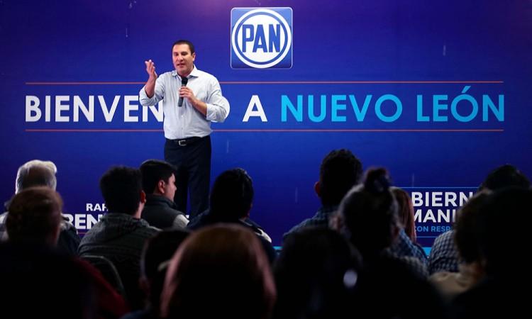 Pide RMV oír a militantes en decisiones del PAN