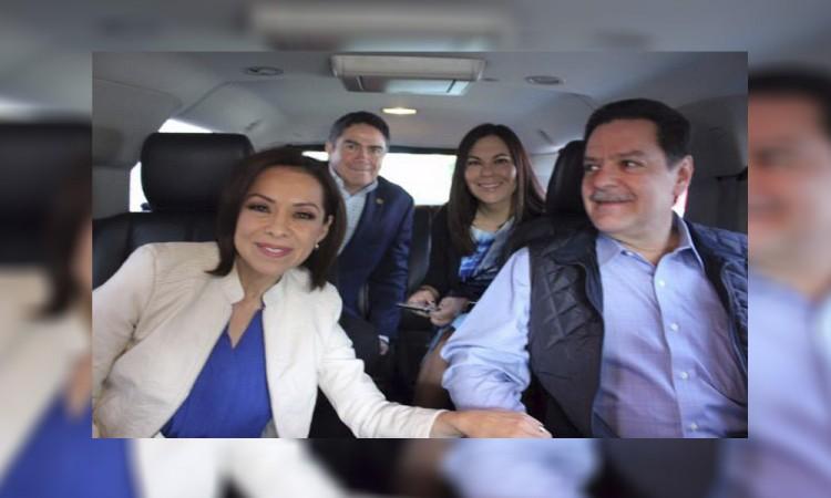 Se registra Josefina Vázquez Mota como precandidata del PAN al Edomex