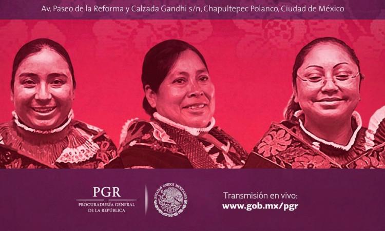 Se disculpa PGR con mujeres Hñähñú acusadas de secuestro