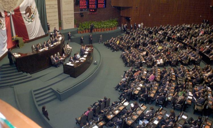 Piden partidos reunión con Segob por crisis en Congreso