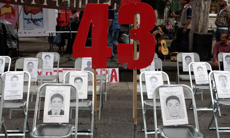 Señala CIDH pendientes en caso Ayotzinapa