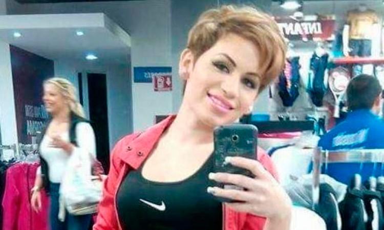 Detienen al presunto homicida de modelo argentina