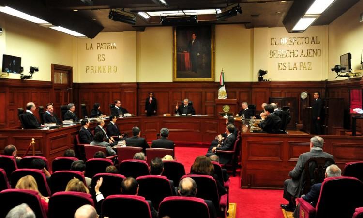 Admite la Corte controversia contra la ley de  Seguridad; evita suspender entrada en vigor