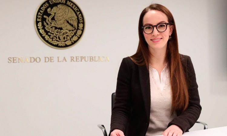 Gabriela Cuevas renuncia al PAN; se suma al proyecto de AMLO