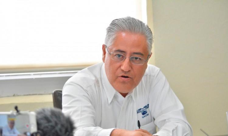 Detienen al exrector de UAEM, Alejandro Vera