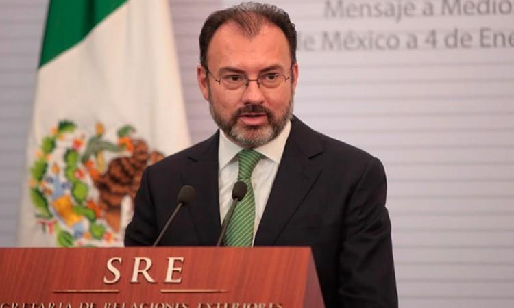 México se retira de proceso de diálogo con Venezuela