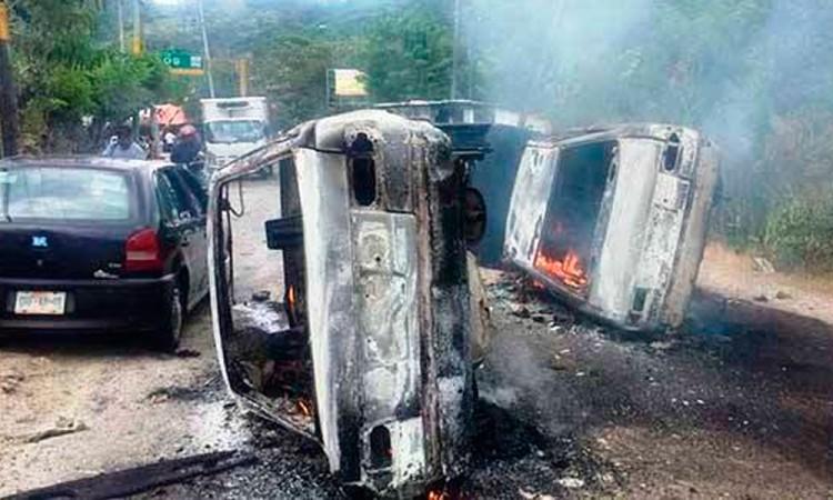Enfrentamiento deja tres muertos en Oxchuc, Chiapas
