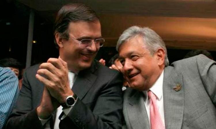 Se sumará Marcelo Ebrard como coordinador de campaña de AMLO