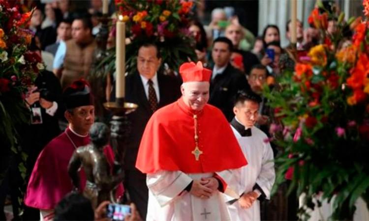 Asume Carlos Aguiar Retes Arzobispado de México