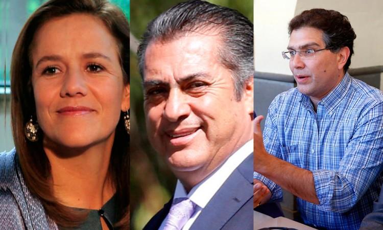 Cumplen Zavala, El Bronco y Ríos Piter con registro de independientes