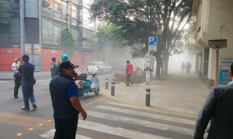 EPN instala Comité Nacional de Emergencias tras sismo