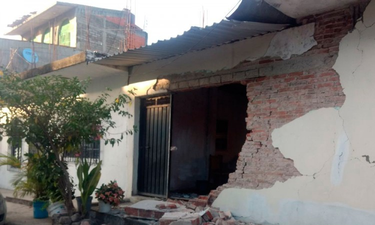 Sorprende nuevo sismo al centro y sur de México