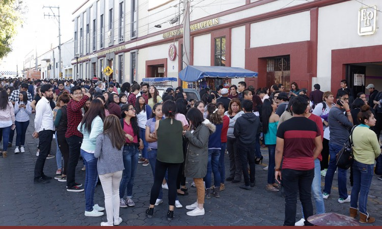 Espera México más sismos: Cenapred