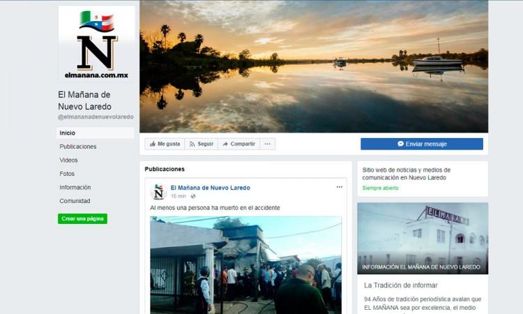 Hackean portal de noticias de Nuevo Laredo, acusan directivos