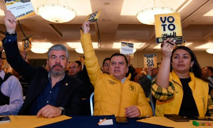 Avala PRD Nacional candidatura presidencial de Ricardo Anaya
