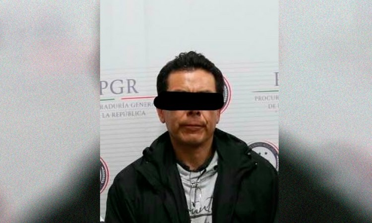 Detienen a Nava Soria, excontador de Javier Duarte
