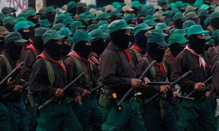 El EZLN se opone a proyectos de AMLO y lanza advertencia