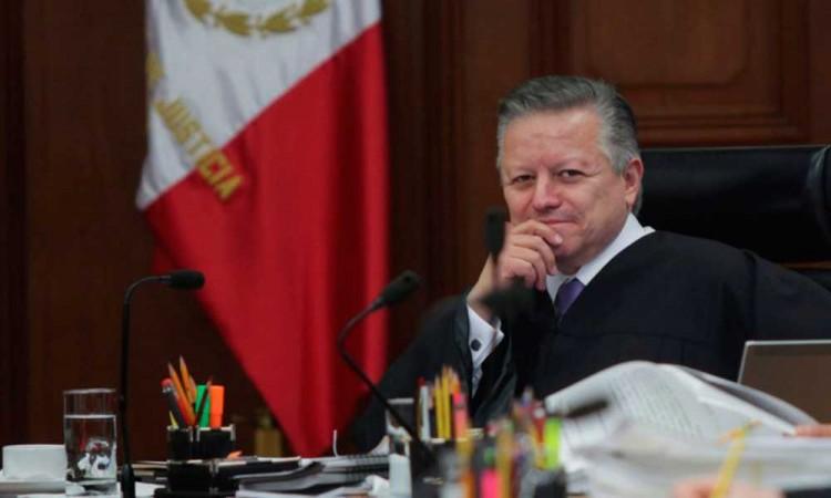Arturo Zaldívar Lelo de Larrea, nuevo ministro presidente de la SCJN