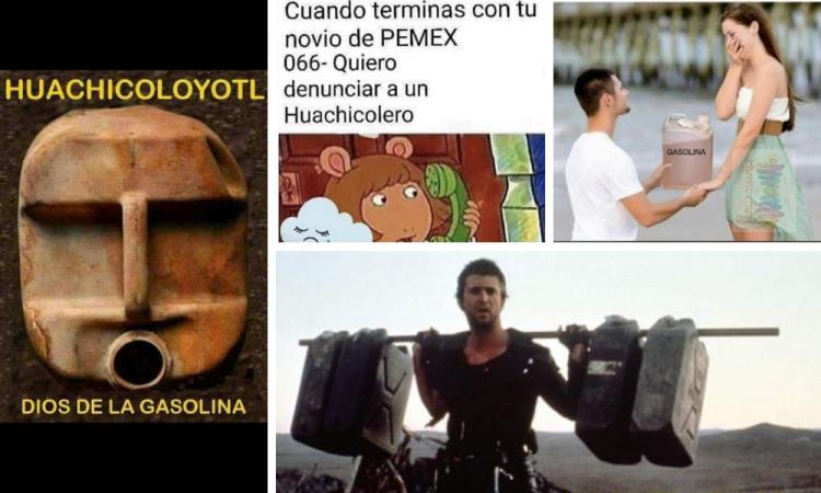Los memes del desabasto de gasolina en México
