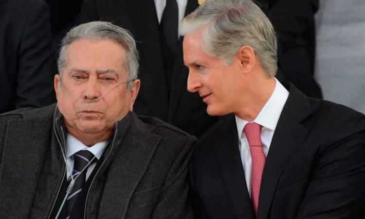 Muere el priista Alfredo del Mazo González, padre del gobernador mexiquense Alfredo del Mazo