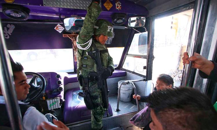 Coparmex da visto bueno a la Guardia Nacional