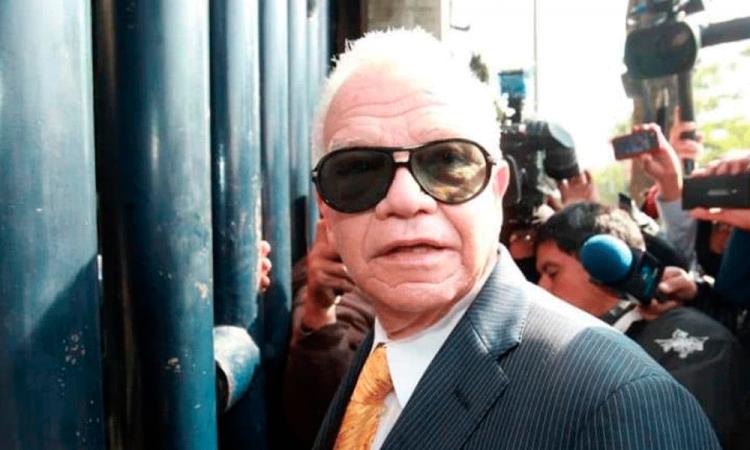 Sale de prisión Andrés Granier, exgobernador de Tabasco