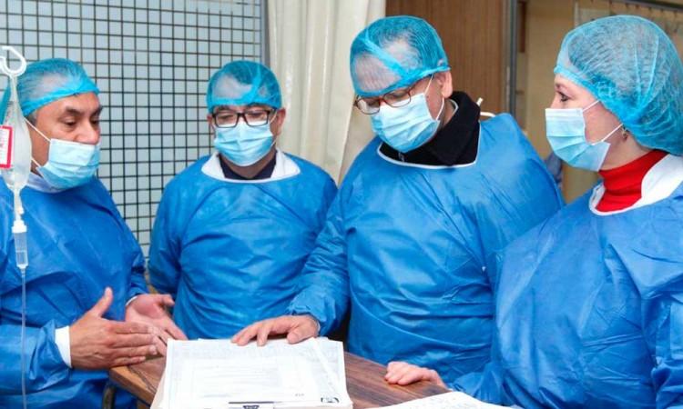 Atiende IMSS a 22 personas, tras explosión de ductos de Tlahuelilpan