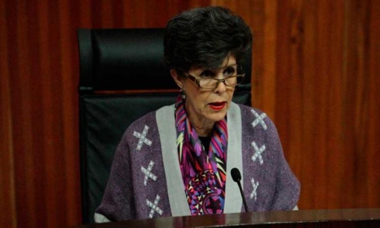 Janine Otálora renuncia a la presidencia del TEPJF