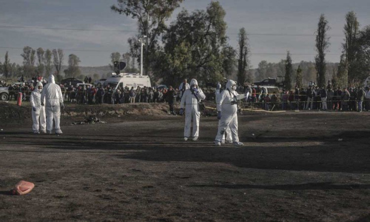 Van 107 muertos por explosión en ducto de Tlahuelilpan