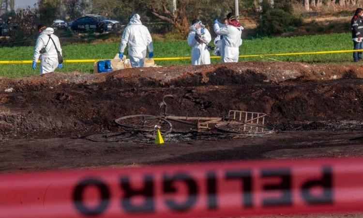 Aumenta a 109 el número de muertos por explosión en Tlahuelilpan