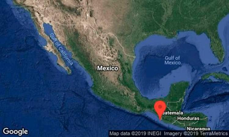 Sismo de 6.6 grados se siente en centro y suroeste de México