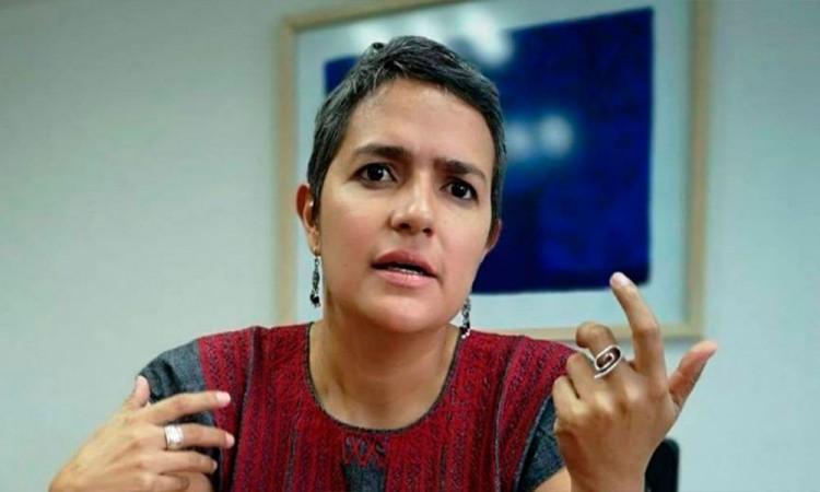 Karla Quintana, nueva titular de la Comisión Nacional de Búsqueda de Personas