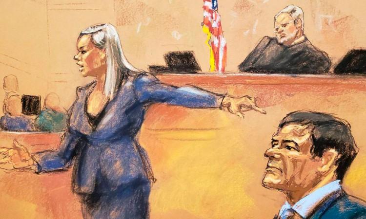 Declaran culpable al Chapo Guzmán en Estados Unidos