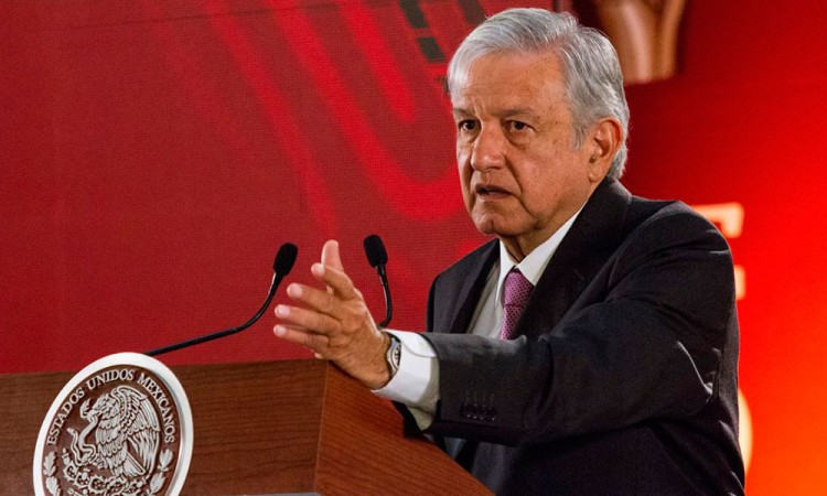 Ahí sí les voy a batear, dice AMLO sobre elección en Puebla