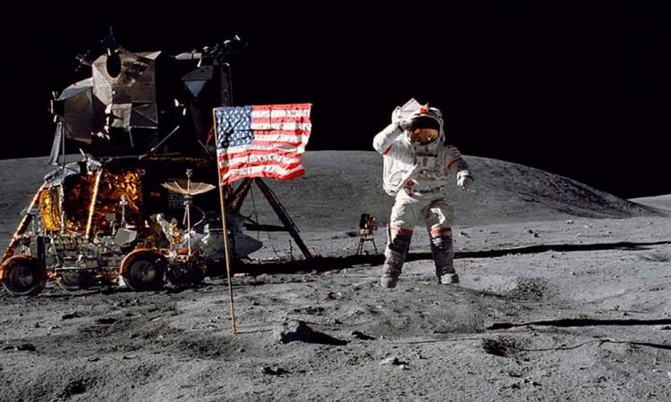 El hombre en la luna, se cumplen 50 años de la conquista espacial