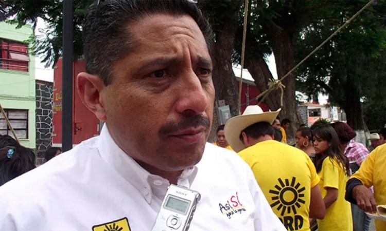 Muere alcalde de Ocuilan de Arteaga en Morelos tras accidente aéreo