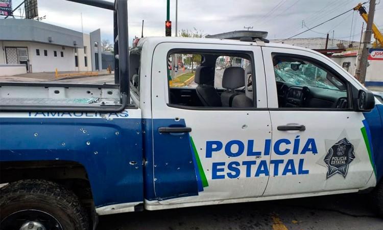 Mueren ocho presuntos criminales en Coahuila