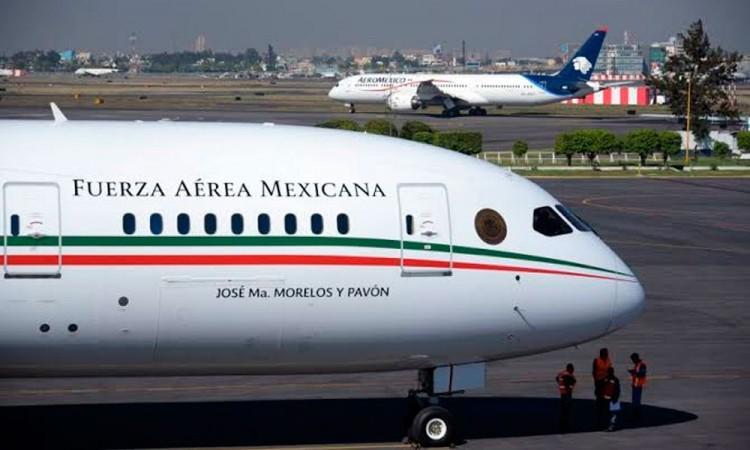 Esta semana, se define rifa del avión presidencial