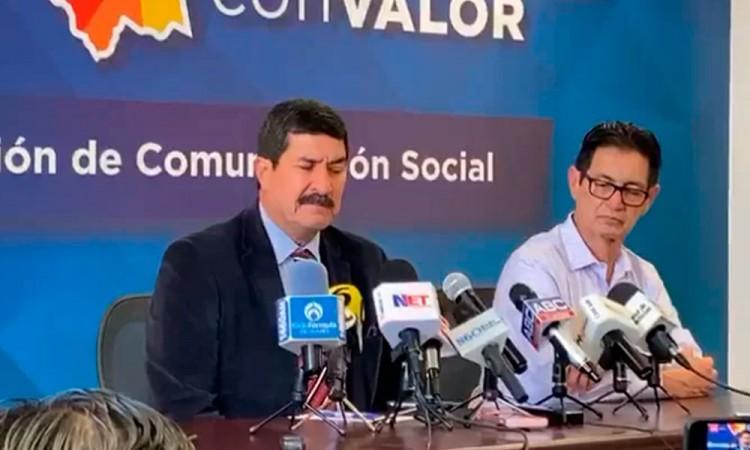 Gobernador Javier Corral amenaza de nuevo a El Diario