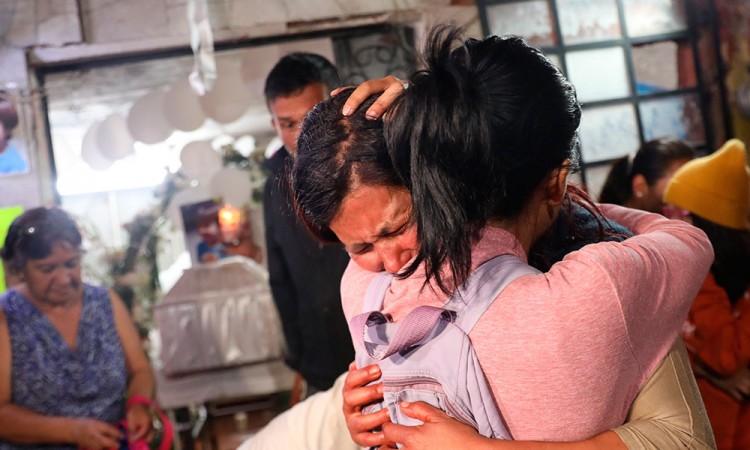 Asesinato de Fátima conmociona al país