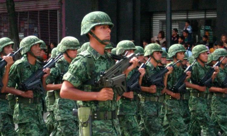 Ejército mexicano cumple 107 años de trayectoria