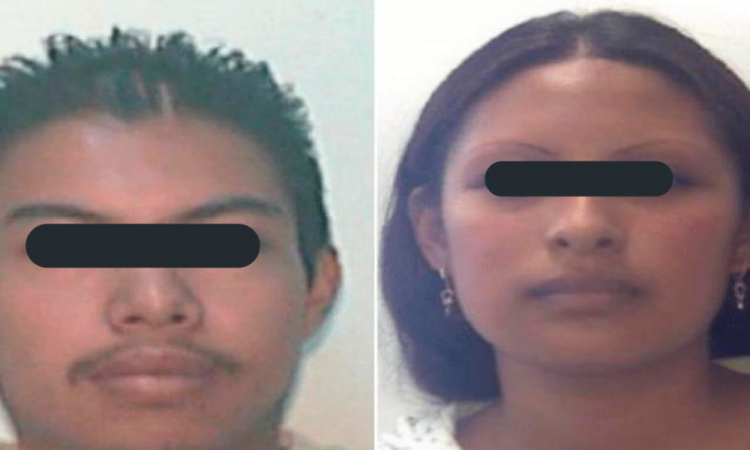 Capturan en Edomex a presuntos feminicidas de Fátima