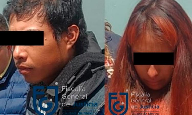 Trasladan a presuntos feminicidas de Fátima hacia la CDMX
