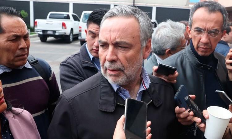 Eligen a Ramírez Cuéllar como dirigente nacional interino de Morena