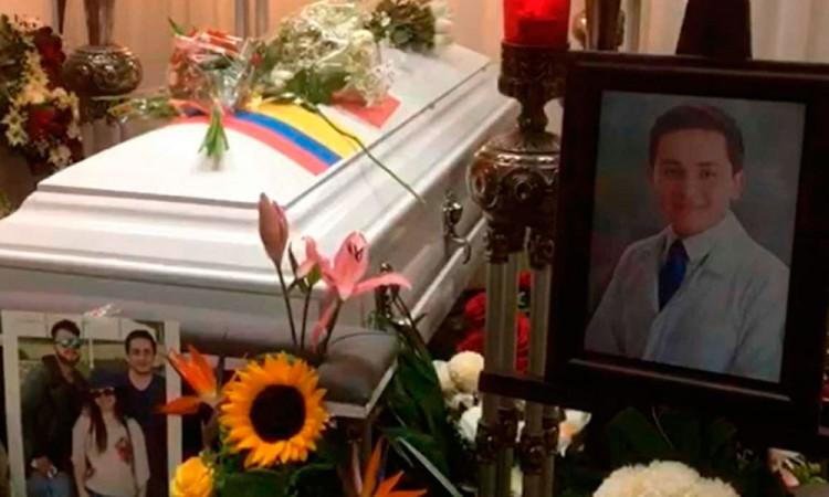 Velan en Xalapa a Javier Tirado; estudiante asesinado en Huejotzingo
