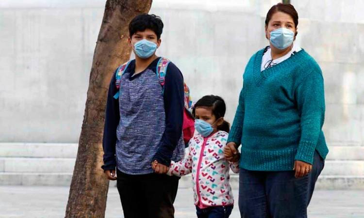 En Chiapas, nuevo caso de coronavirus
