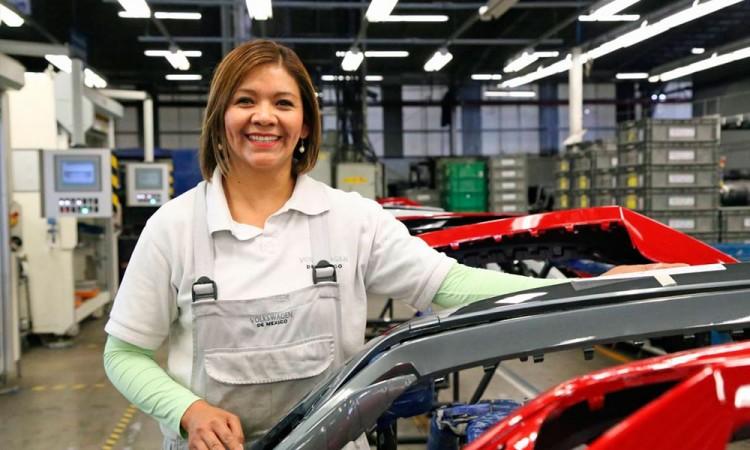 Volkswagen de México se une al Paro Nacional